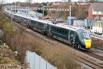 Class 800 IEP - 800016 - Great Western Railway