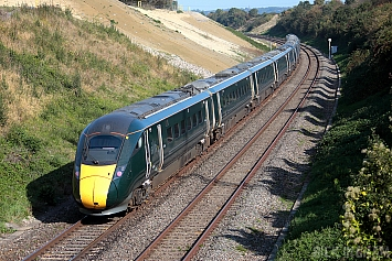 Class 800 IEP - 800017 - Great Western Railway