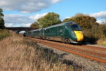 Class 800 IEP - 800313 - Great Western Railway
