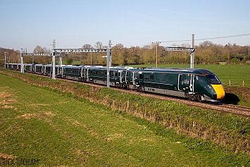 Class 800 IEP - 800035 - Great Western Railway