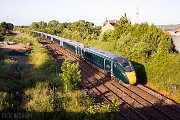 Class 800 IEP - 800014 - Great Western Railway