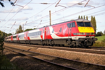 DVT - 82229 - Virgin Trains East Coast