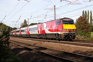 DVT - 82213 - Virgin Trains East Coast