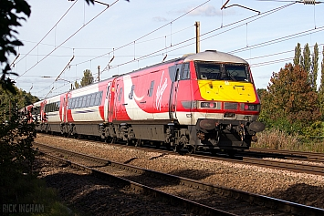 DVT - 82212 - Virgin Trains East Coast