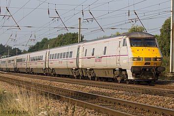 DVT - 82227 - East Coast Trains