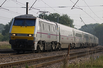 Class 91 - 91126 - East Coast Trains