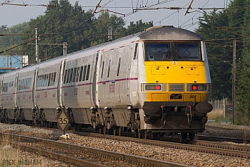 DVT - 82201 - East Coast Trains