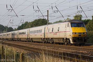 DVT - 82225 - East Coast Trains