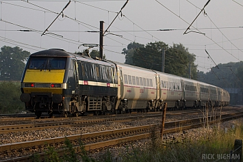 Class 91 - 91118 - East Coast Trains