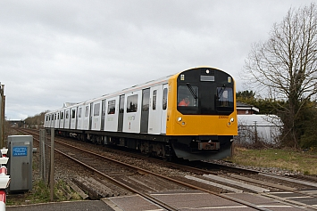 Class 230 - 230002 - VivaRail Test Train