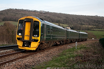 Class 158 - 158798 - Great Western Railway