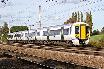 Class 387 - 387117 - Great Northern