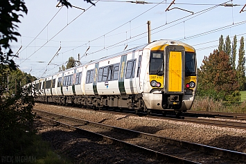 Class 387 - 387110 - Great Northern