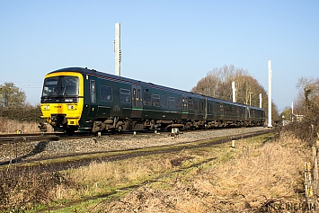 Class 166 Turbo - 166210 - Great Western Railway