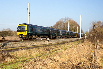 Class 165 Turbo - 165104 - Great Western Railway
