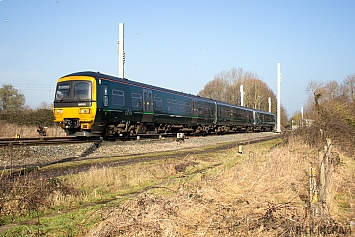 Class 165 Turbo - 165101 - Great Western Railway