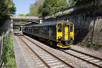 Class 150 - 150248 - Great Western Railway