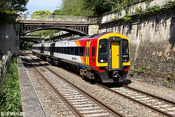 Class 159 - 159107 - Southwest Trains