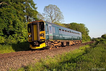 Class 153 - 153370 - Great Western Railway