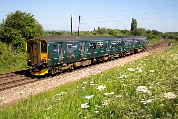 Class 150 - 150247 - Great Western Railway