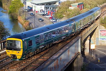 Class 166 Turbo - 166214 - Great Western Railway