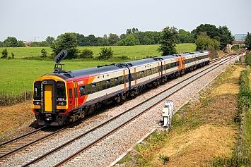 Class 159 - 159018 - Southwest Trains