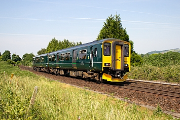 Class 150 - 150002 - Great Western Railway (GWR)