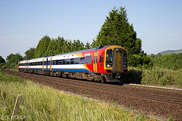 Class 159 - 159012 - Southwest Trains