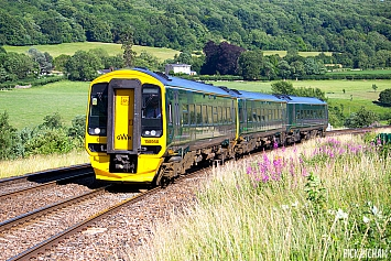 Class 158 - 158950 - Great Western Railway