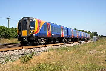 Class 450 - 450567 - Southwest Trains