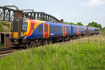 Class 450 - 450557 - Southwest Trains