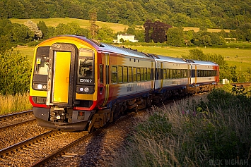 Class 159 - 159102 - Southwest Trains