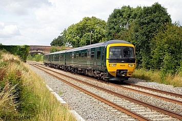 Class 166 Turbo - 166218 - Great Western Railway