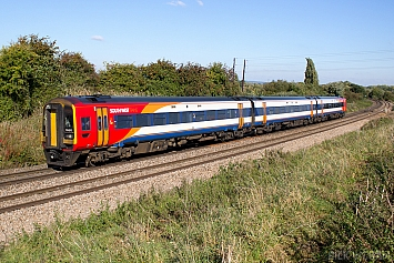 Class 159 - 159013 - Southwest Trains