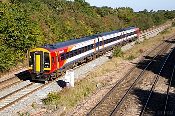 Class 159 - 159003 - Southwest Trains