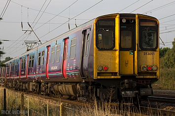 Class 313 - 313051 - First Capital Connect