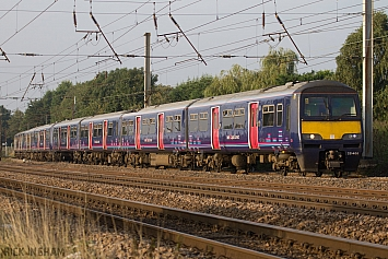 Class 321 - 321408 - First Capital Connect