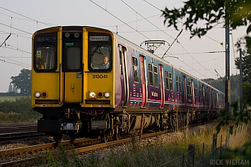 Class 313 - 313041 - First Capital Connect