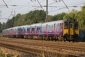 Class 317 - 317348 - First Capital Connect
