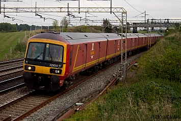 Class 325 - 325014 - Royal Mail