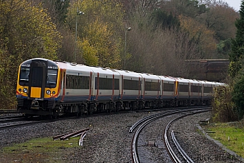 Class 444 - 444020 - Southwest Trains