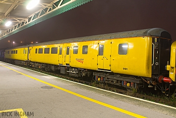 Network Rail Support Coach - 9481
