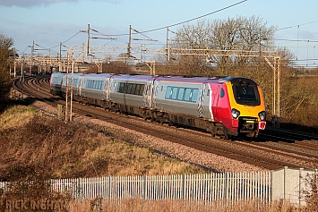 Class 221 Voyager - 221103 - Virgin Trains