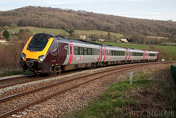Class 220 Voyager - 220012 - Cross Country Trains