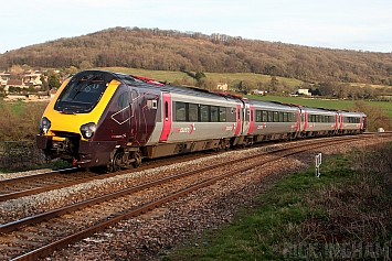 Class 220 Voyager - 220007 - Cross Country Trains