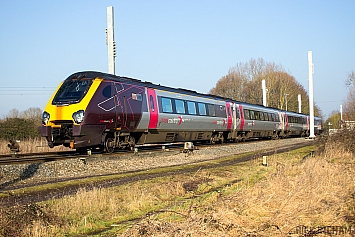 Class 220 Voyagar - 220014 - Cross Country Trains