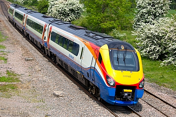 Class 222 Meridian - 222102 - East Midlands Trains