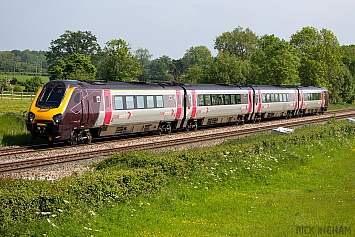 Class 220 Voyager - 220020 - Cross Country Trains
