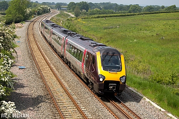 Class 220 Voyager - 220010 - Cross Country Trains