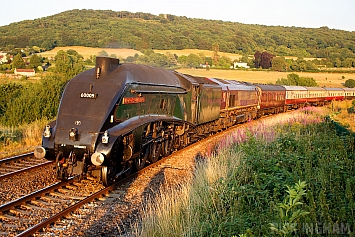 LNER Class A4 - 60009 Union of South Africa